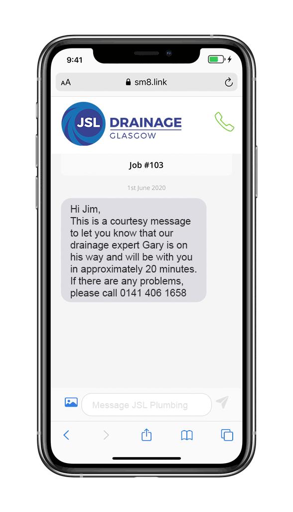 booking a drainage company