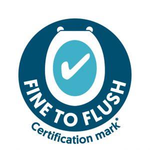 fine to flush wet wipes